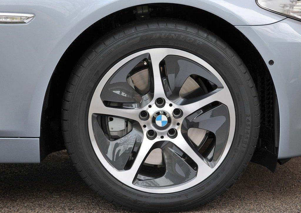 2013 BMW 5 ActiveHybrid Wheel (Photo 30 of 30)