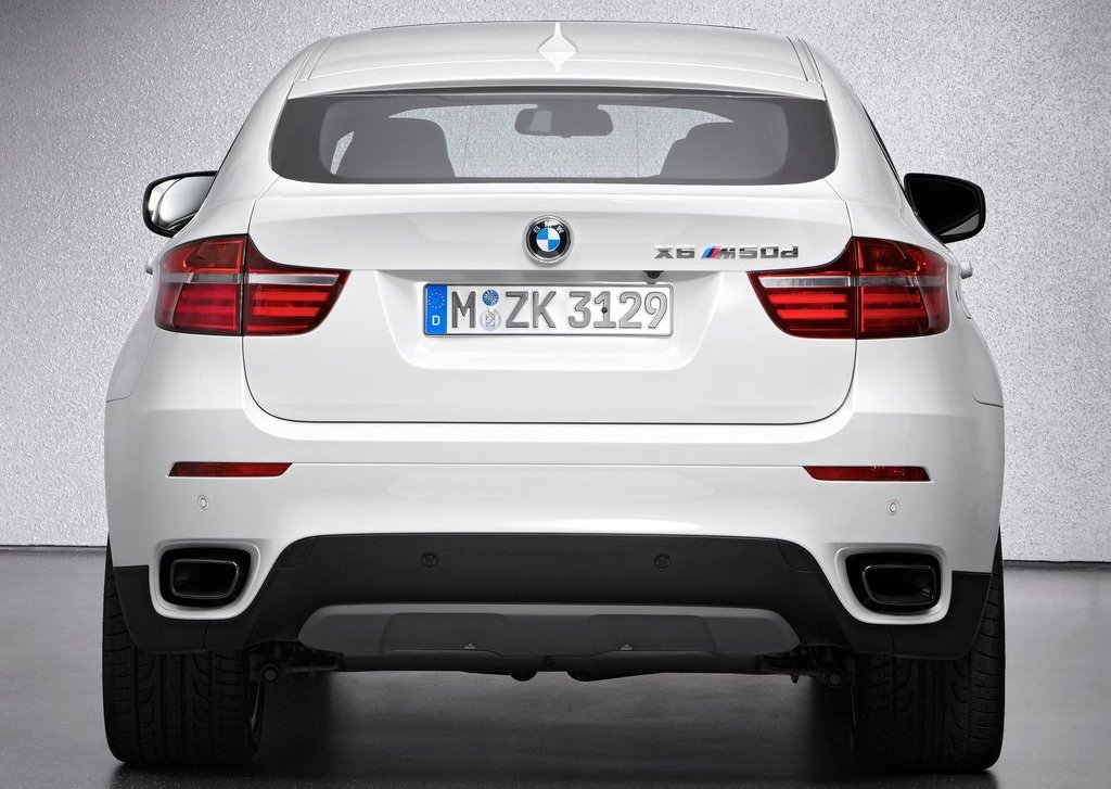 2013 Bmw X6 M50d Behind Gallery Photo 2 Of 17