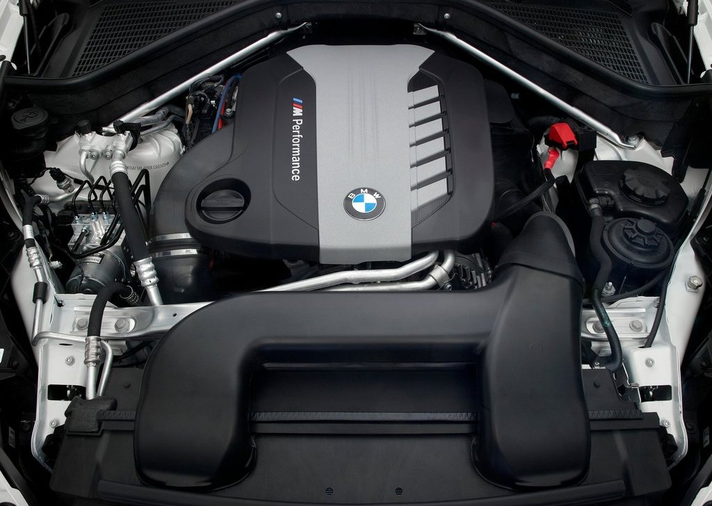 2013 BMW X6 M50d Engine (Photo 5 of 17)