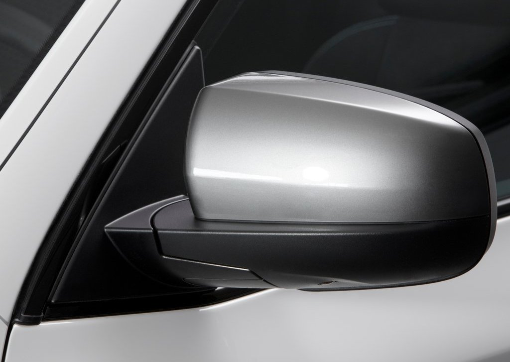 2013 BMW X6 M50d Mirror (Photo 10 of 17)