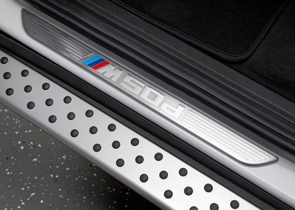 2013 BMW X6 M50d Side (Photo 16 of 17)