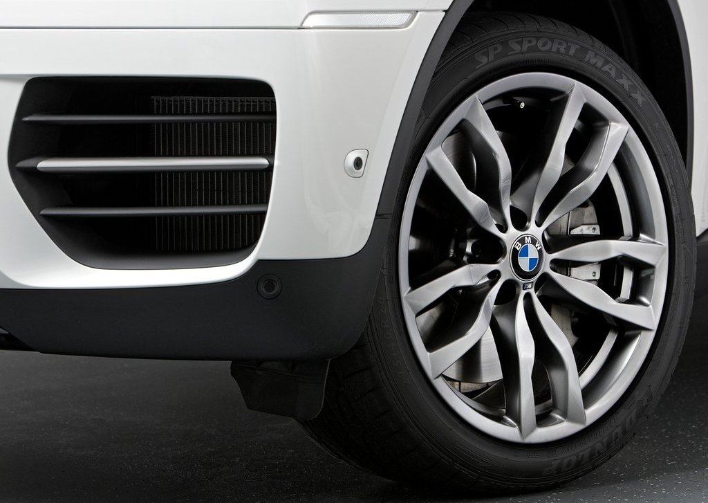2013 BMW X6 M50d Wheel (Photo 17 of 17)