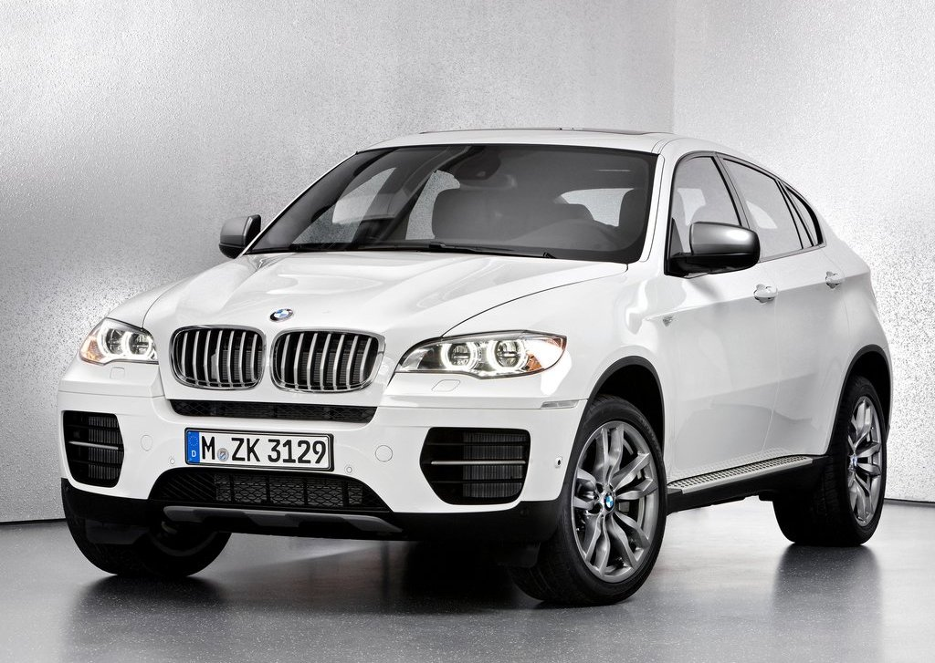 2013 BMW X6 M50d (Photo 1 of 17)