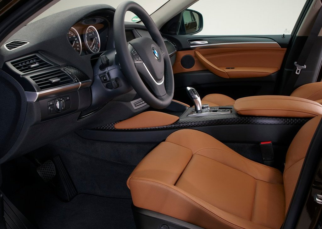 2013 BMW X6 Seat (Photo 7 of 10)