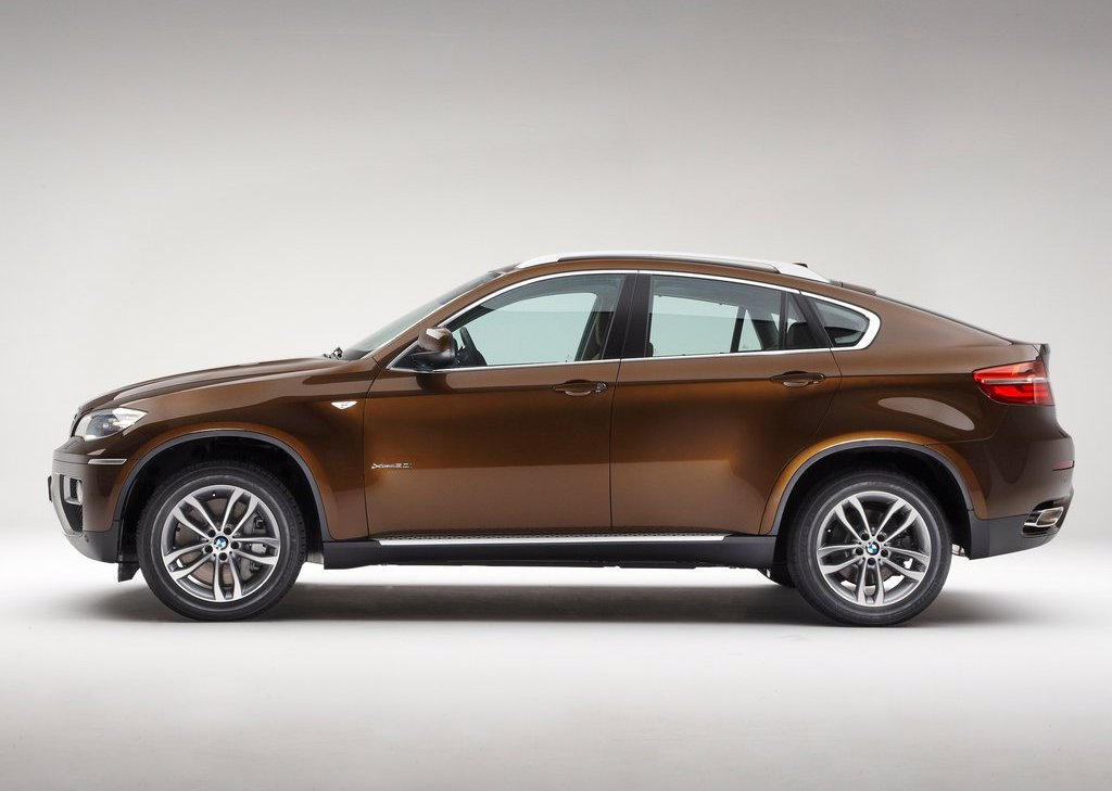 2013 BMW X6 Side (Photo 8 of 10)