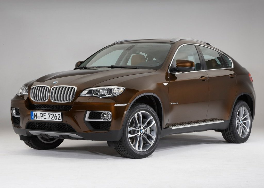 Featured Image of 2013 BMW X6 Review