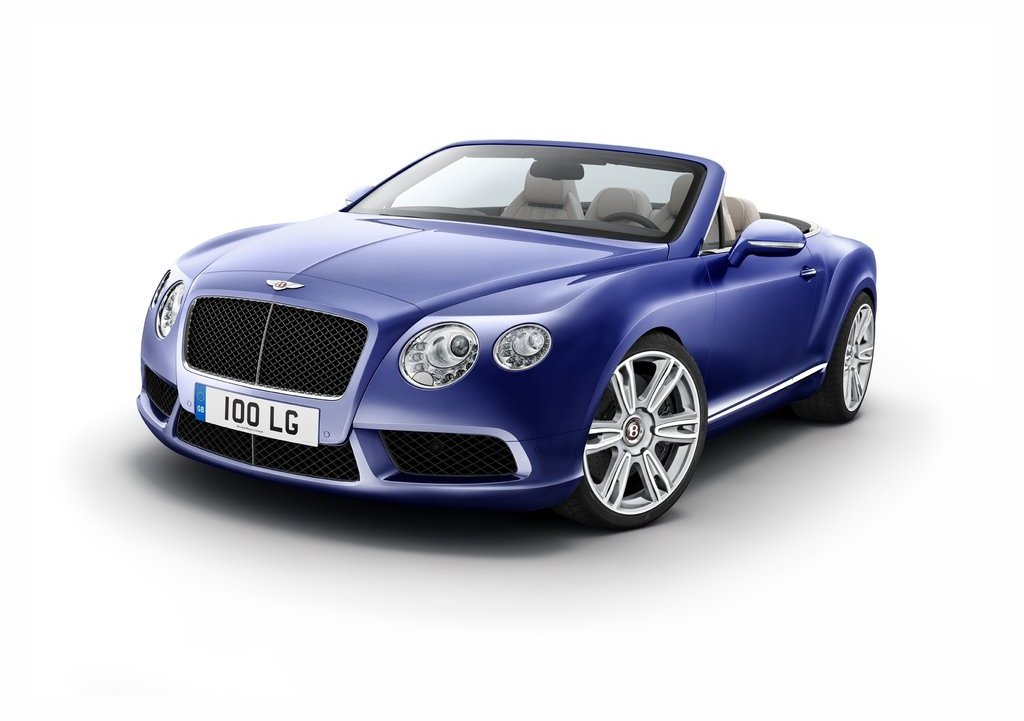 2013 Bentley Continental GTC V8 (View 1 of 10)