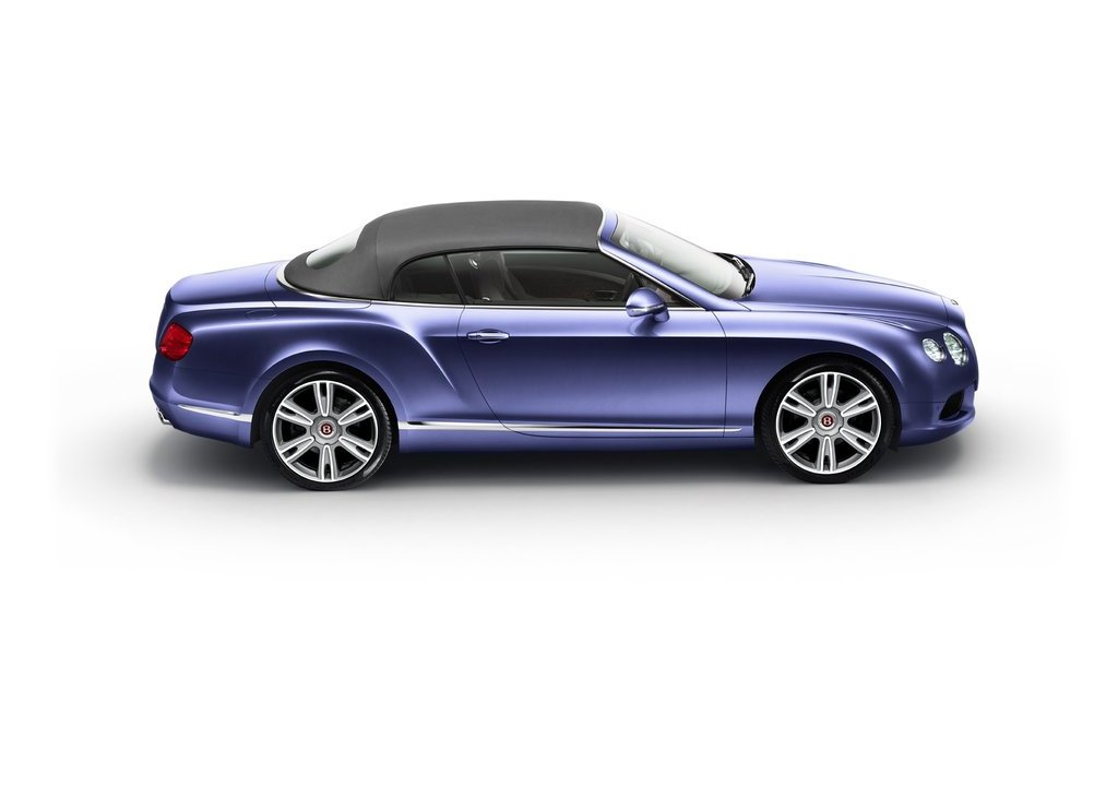 2013 Bentley Continental GTC V8 Side (View 7 of 10)