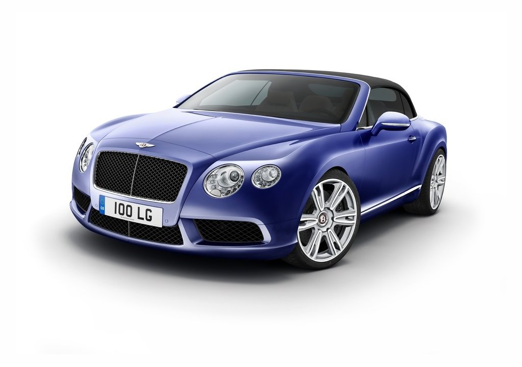 Featured Image of 2013 Bentley Continental GTC V8 Review