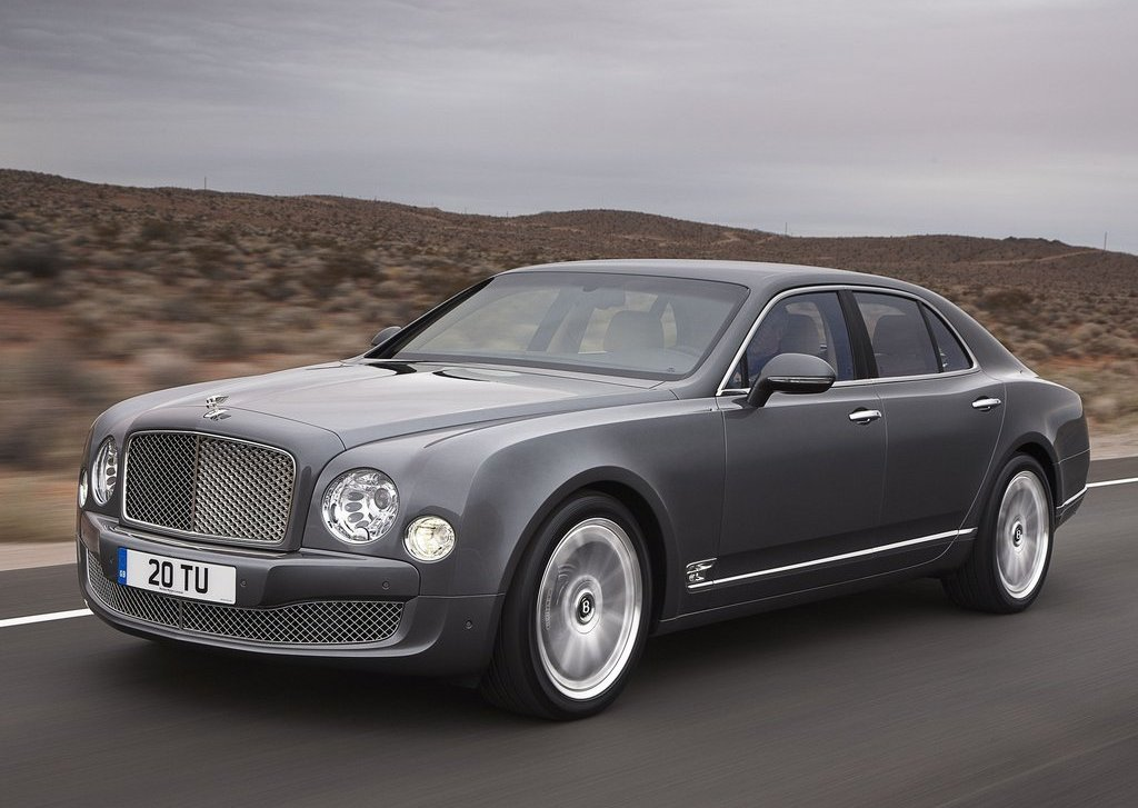 2013 Bentley Mulsanne Mulliner (View 2 of 10)