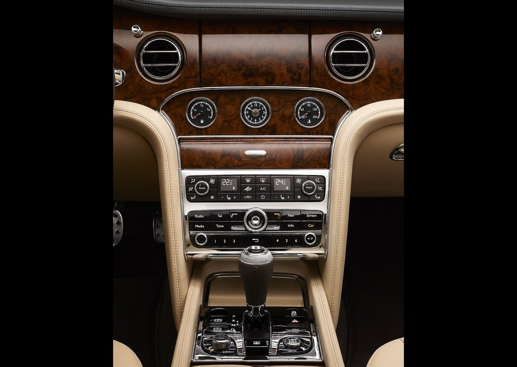 2013 Bentley Mulsanne Mulliner Feature (Photo 3 of 10)