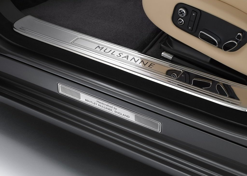 2013 Bentley Mulsanne Mulliner Interior (Photo 6 of 10)