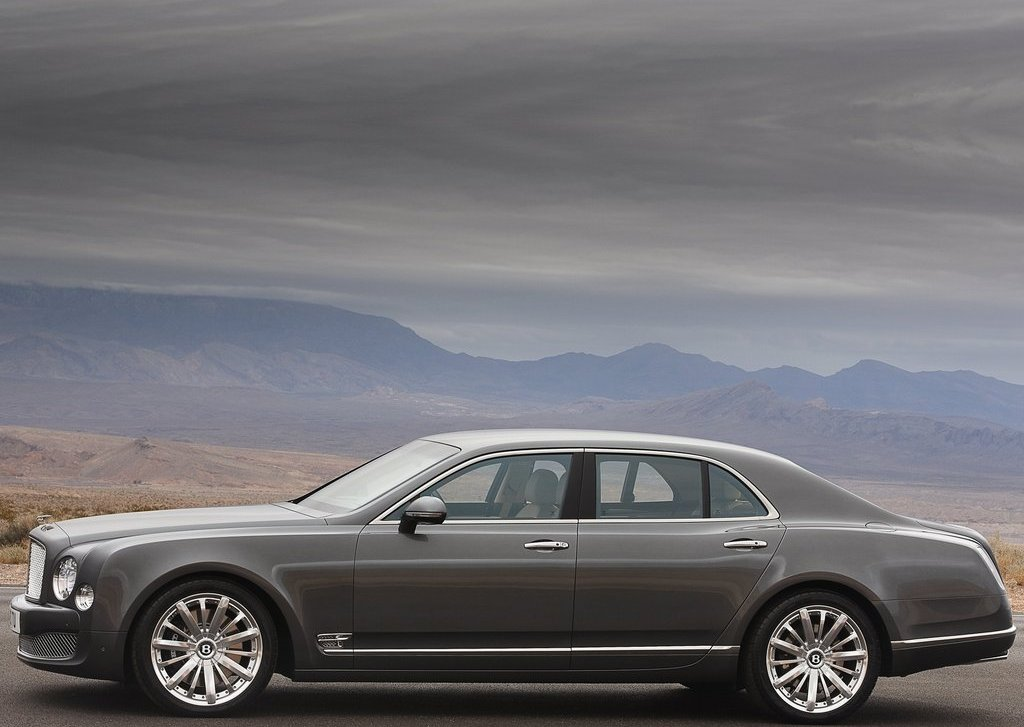 2013 Bentley Mulsanne Mulliner Side (View 9 of 10)