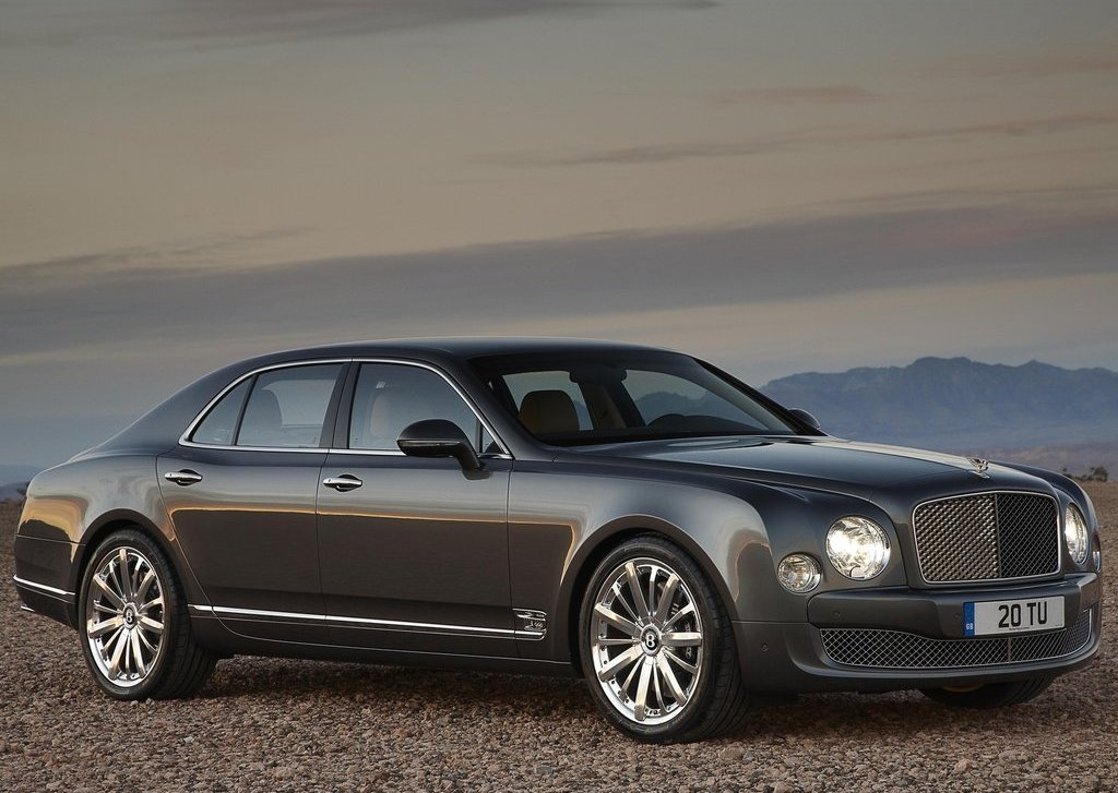 Featured Image of 2013 Bentley Mulsanne Mulliner At Geneva