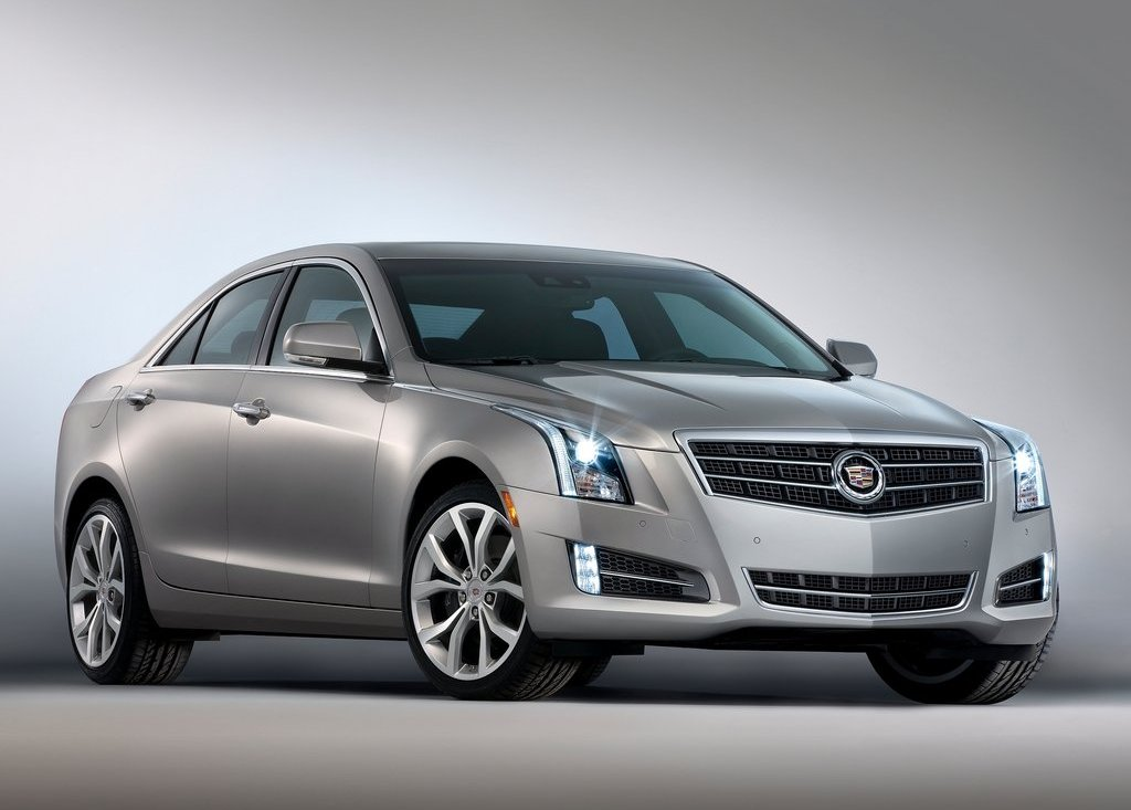 2013 Cadillac ATS (Photo 1 of 13)