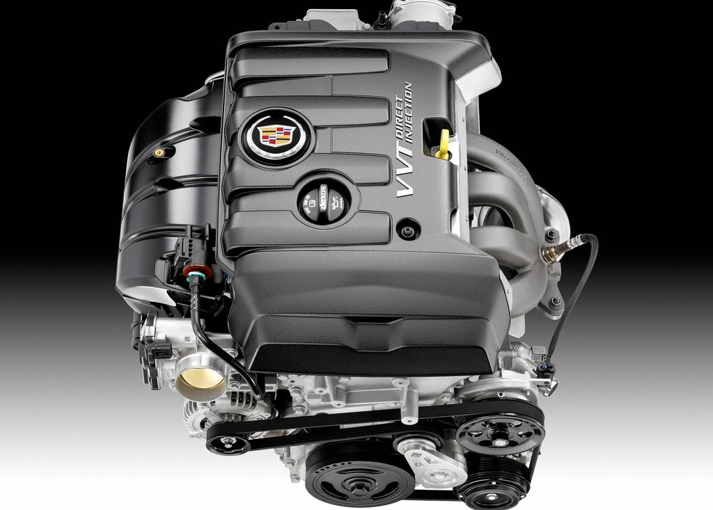 2013 Cadillac ATS Engine (Photo 4 of 13)