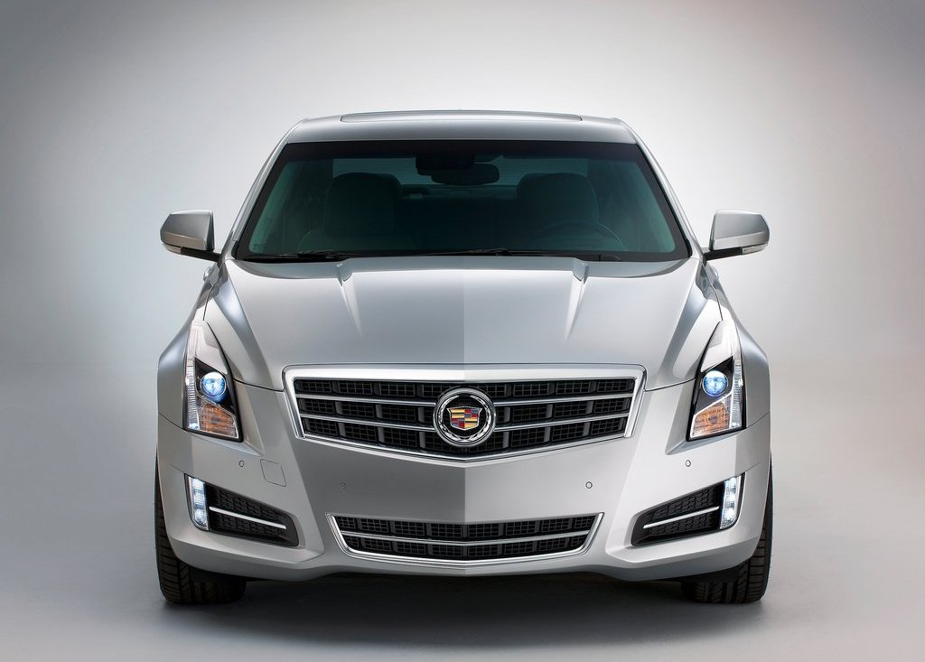 2013 Cadillac ATS Front (Photo 5 of 13)