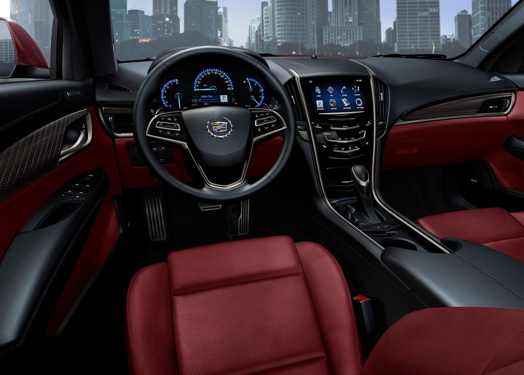 2013 Cadillac ATS Interior (Photo 6 of 13)