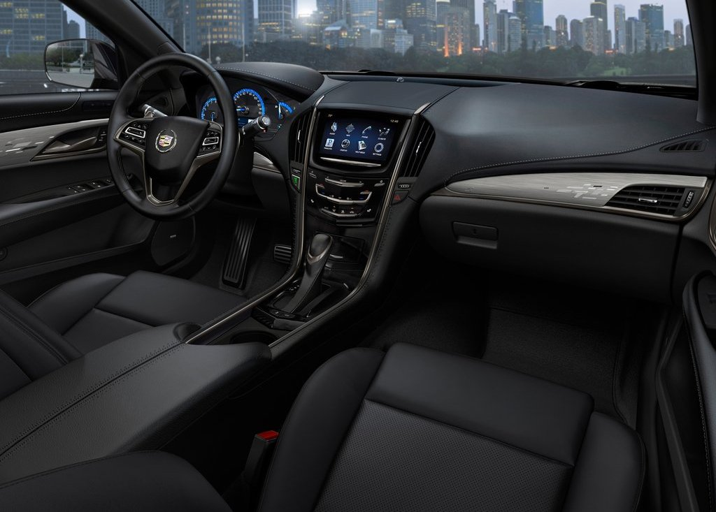 2013 Cadillac ATS Interior (Photo 9 of 13)