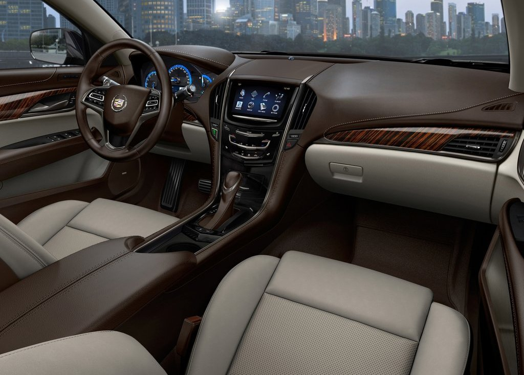 2013 Cadillac ATS Interior (Photo 7 of 13)