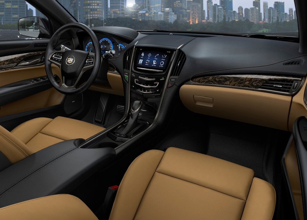 2013 Cadillac ATS Interior (Photo 8 of 13)