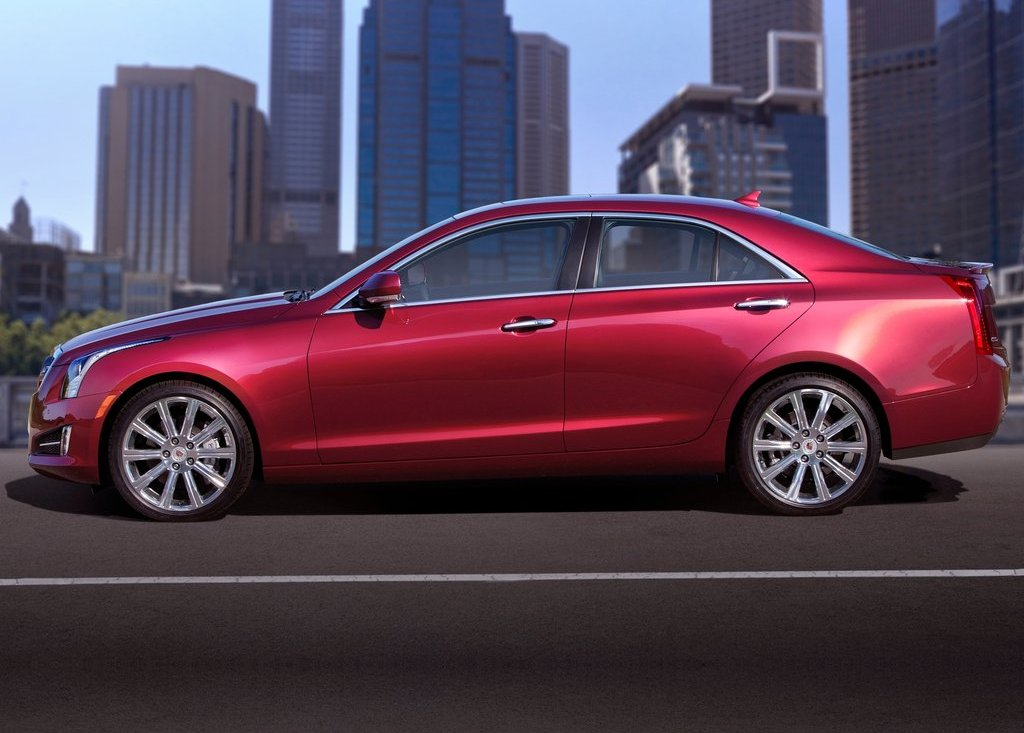 Featured Image of 2013 Cadillac ATS Review