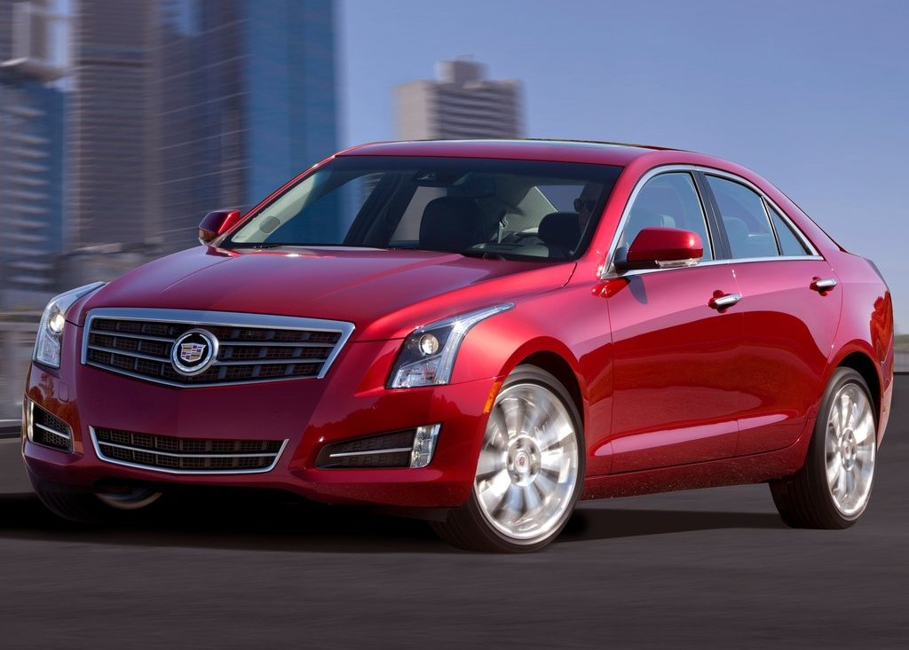 2013 Cadillac ATS (Photo 2 of 13)