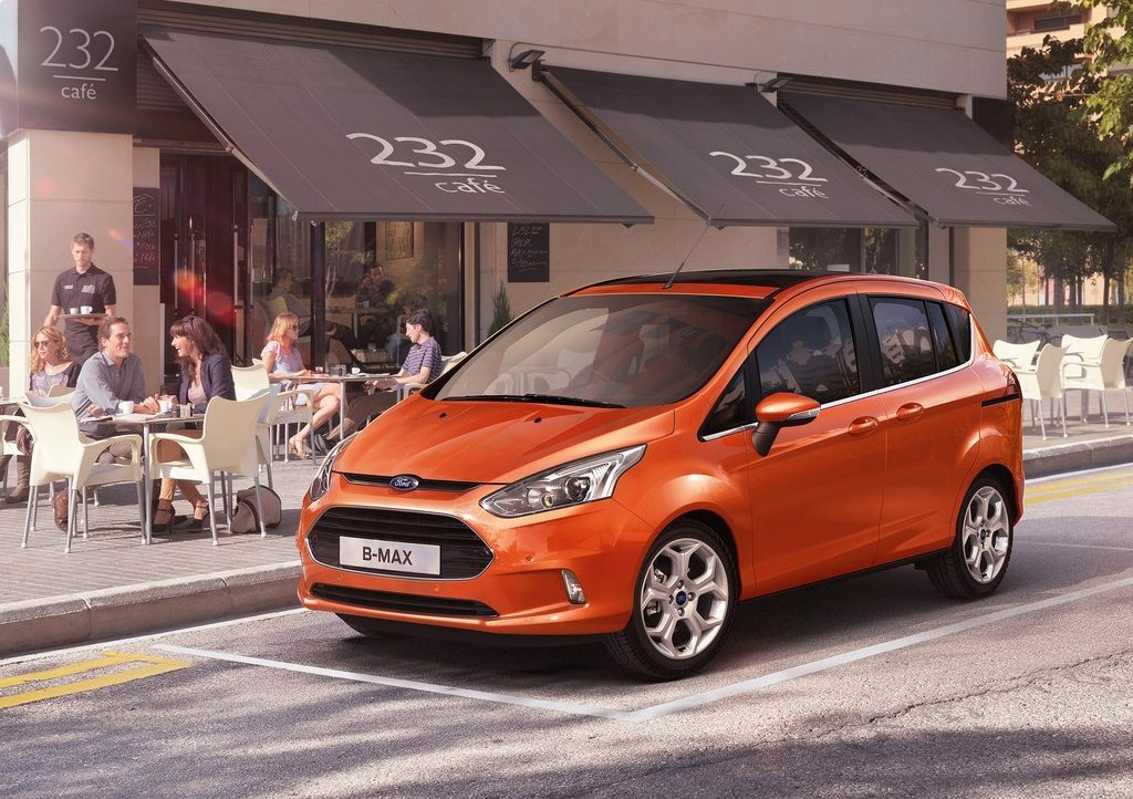 Featured Image of 2013 Ford B MAX Review