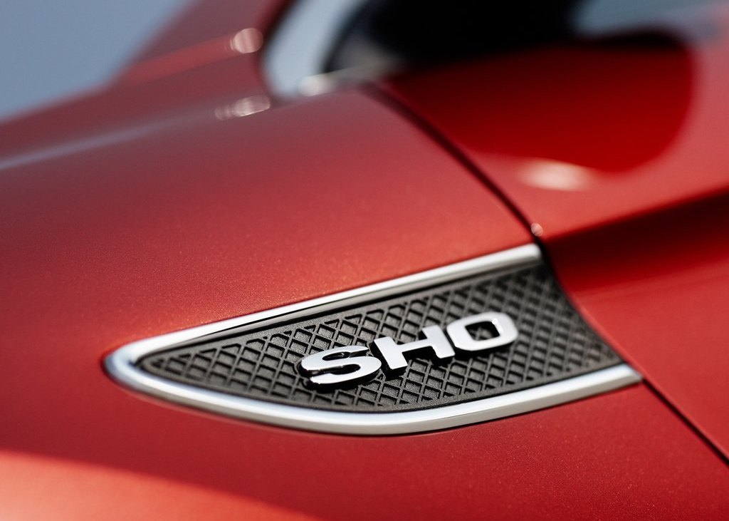 2013 Ford Taurus SHO Emblem (View 1 of 17)