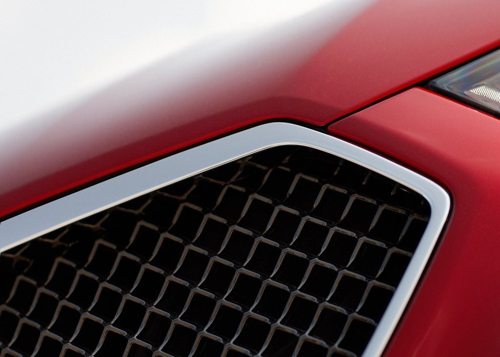 2013 Ford Taurus SHO Grill (Photo 8 of 17)