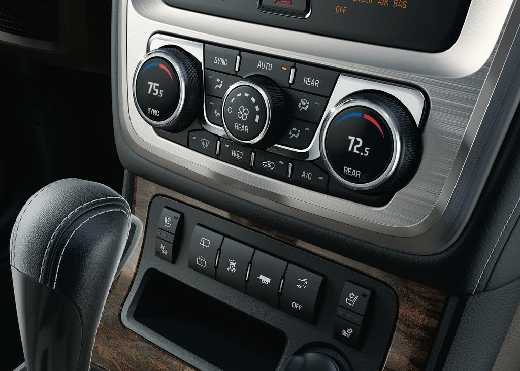 2013 GMC Acadia Feature (View 4 of 21)