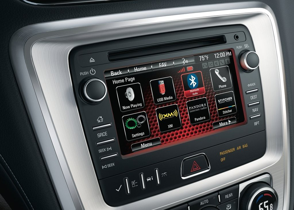 2013 GMC Acadia Feature (View 7 of 21)