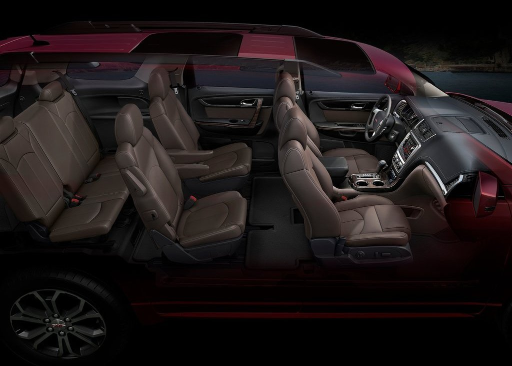 2013 GMC Acadia Room (View 18 of 21)