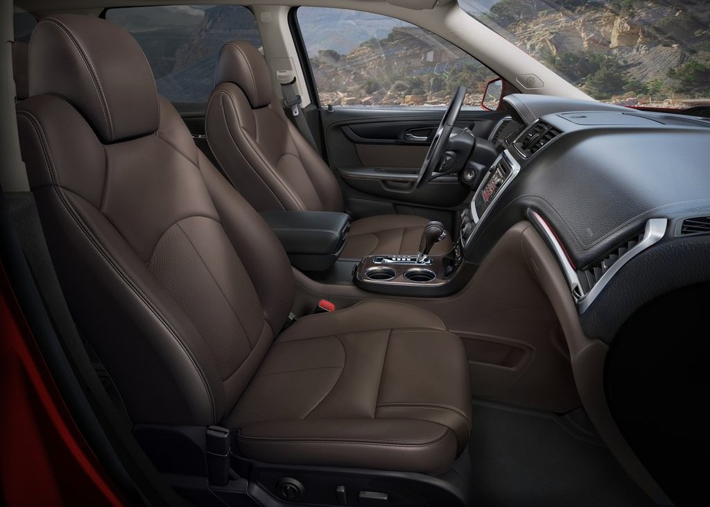 2013 GMC Acadia Seat (View 19 of 21)