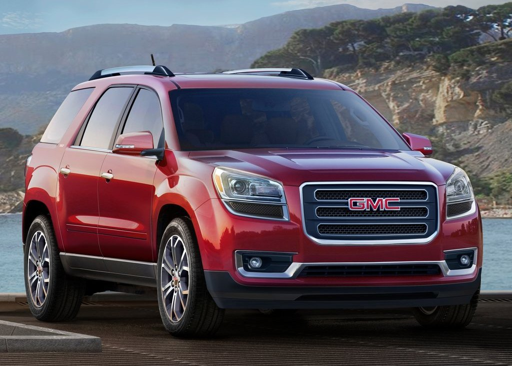 Featured Image of 2013 GMC Acadia At Chicago Auto Show
