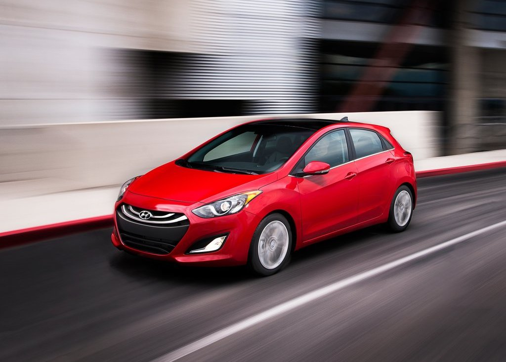 2013 Hyundai Elantra GT (Photo 1 of 18)