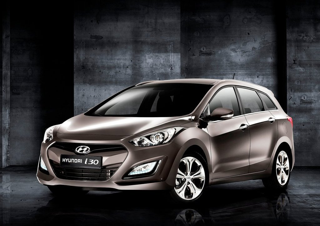 2013 Hyundai I30 Wagon (Photo 1 of 3)
