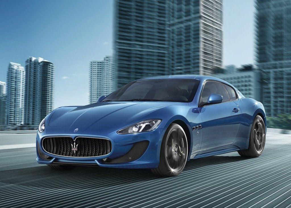 Featured Image of 2013 Maserati GranTurismo Sport