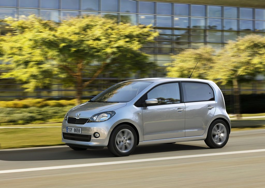 2013 Skoda Citigo 5 Door (View 2 of 27)