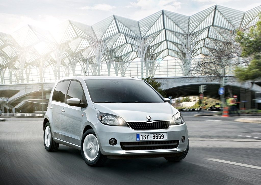 2013 Skoda Citigo 5 Door (View 3 of 27)