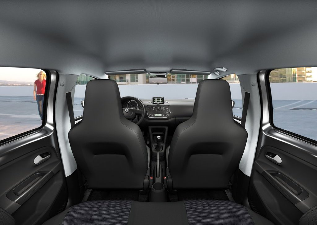 2013 Skoda Citigo 5 Door Interior (View 17 of 27)