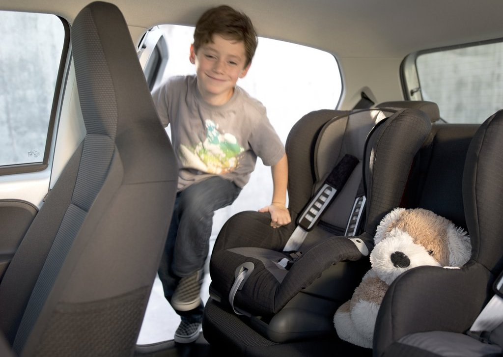 2013 Skoda Citigo 5 Door Seat (View 20 of 27)