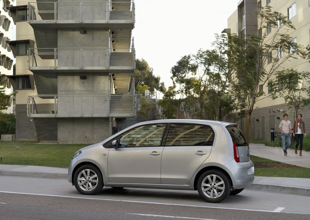 2013 Skoda Citigo 5 Door Side (View 22 of 27)