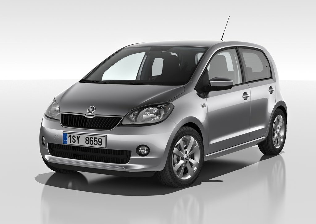 2013 Skoda Citigo 5 Door Silver (View 21 of 27)