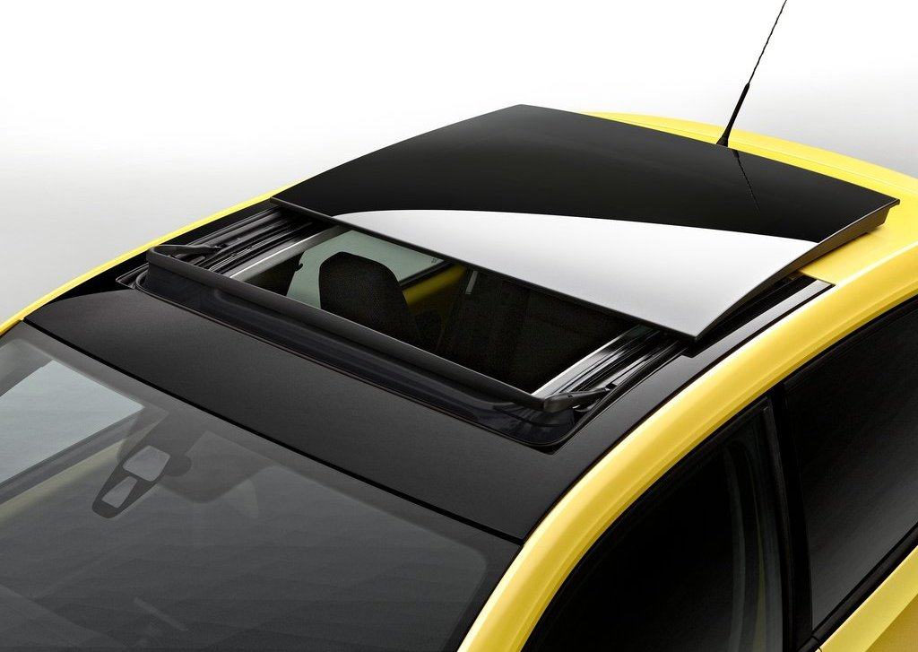 2013 Skoda Citigo 5 Door Sunroof (View 23 of 27)