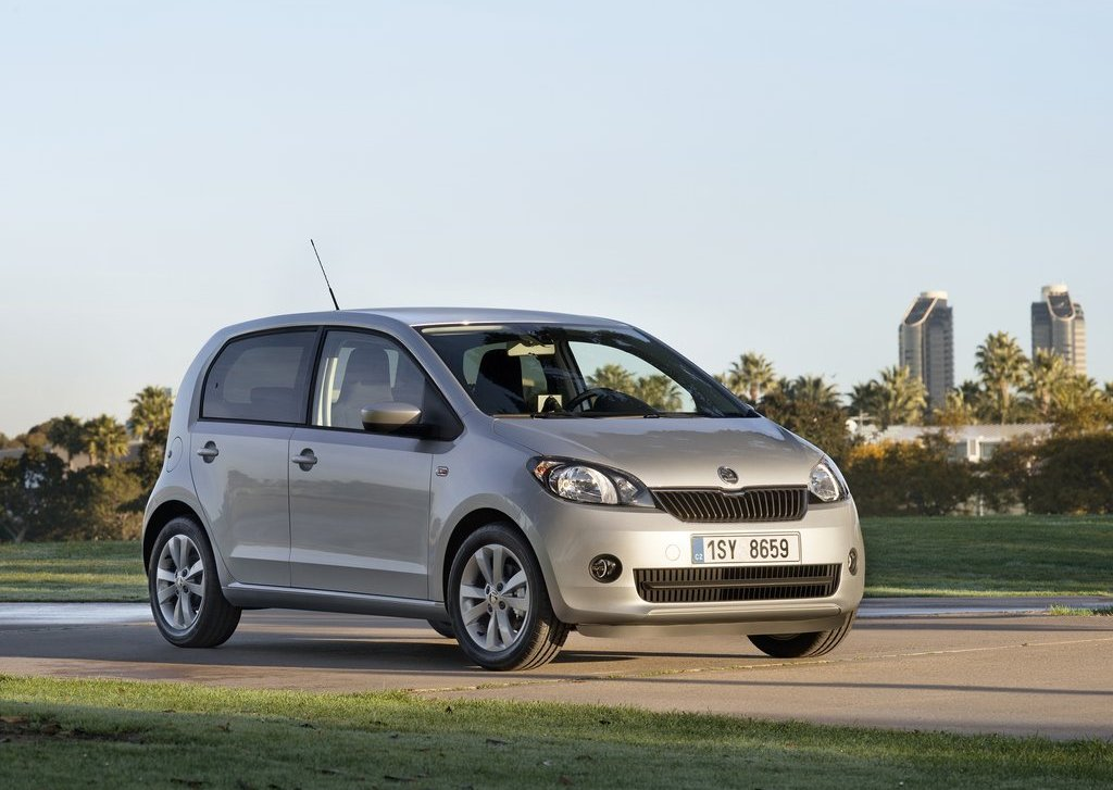 Featured Image of 2013 Skoda Citigo 5 Door Concept Review