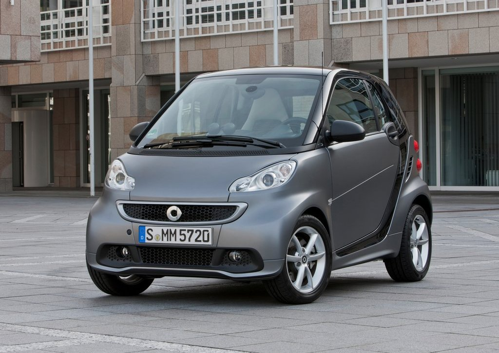 2013 Smart Fortwo Front (View 2 of 7)