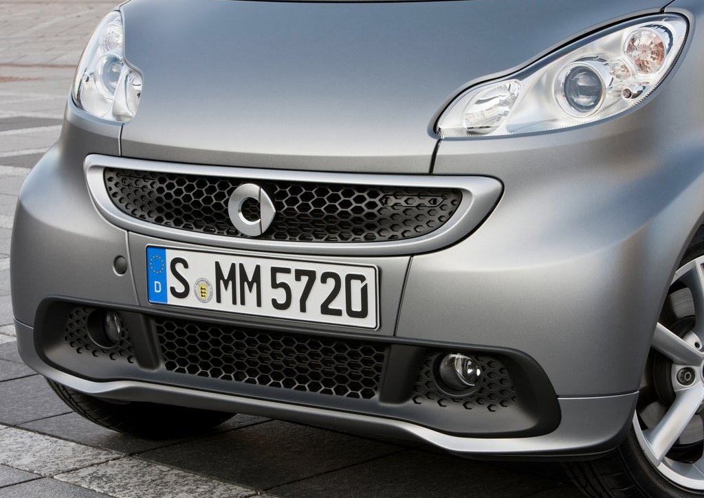 2013 Smart Fortwo Front (Photo 2 of 7)