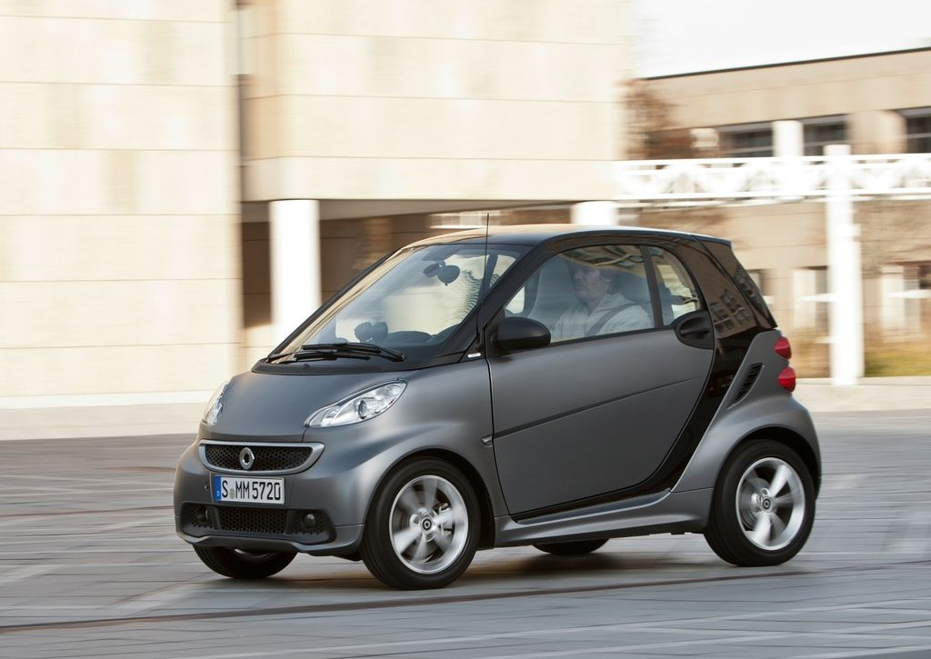 Featured Image of 2013 Smart Fortwo Review