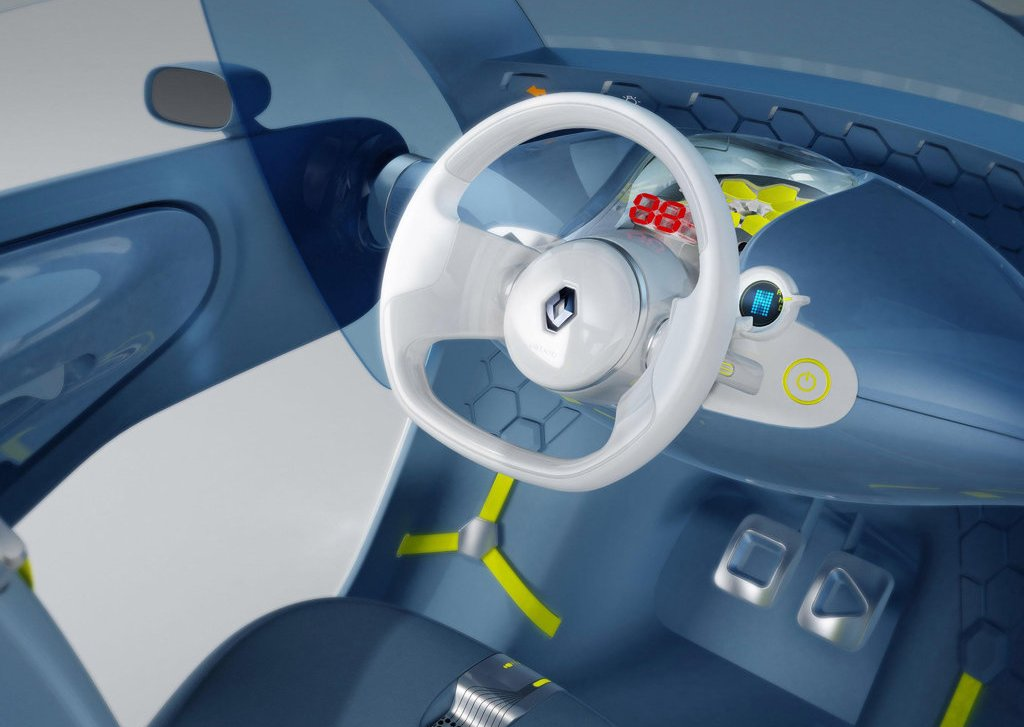 2009 Renault Twizy ZE Interior (Photo 3 of 7)